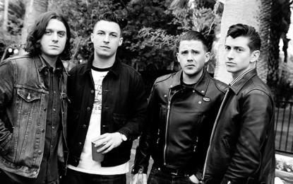 Arctic Monkeys, i preferiti dai lettori di NME