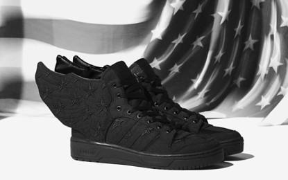 A$AP Rocky si dà alla moda: scarpe alate in collaborazione con Adidas