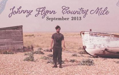 Il 30 settembre esce il nuovo album di Johnny Flynn: Country Mile