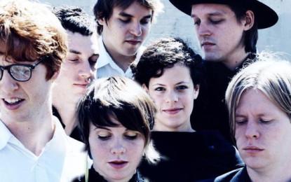 Nuove canzoni live da Reflektor: gli Arcade Fire al Saturday Night Live