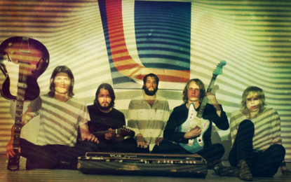 Live Report: Black Angels @ Electric Ballroom, Londra, 18/09/2013