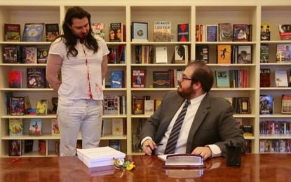 Andrew W.K. pubblicherà un libro, The Party Bible