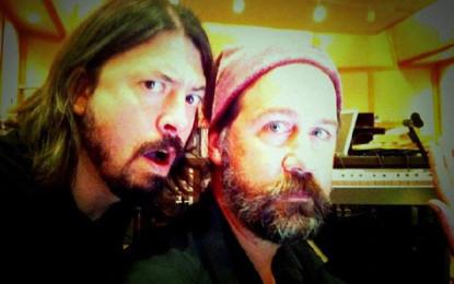 Dave Grohl e Krist Novoselic: un nuovo pezzo e la riedizione di In Utero