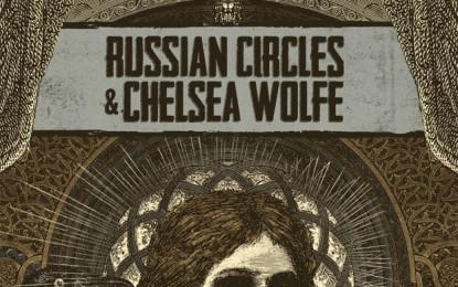 Russian Circles e Chelsea Wolfe assieme in Italia