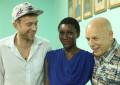 Damon Albarn, Brian Eno, Nick Zinner, Idris Elba e altri in Africa per registrare un album
