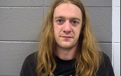 Blake Judd dei Nachtmystium arrestato per furto