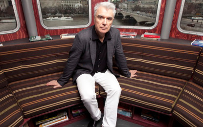 L'editoriale di David Byrne sulla New York che cambia
