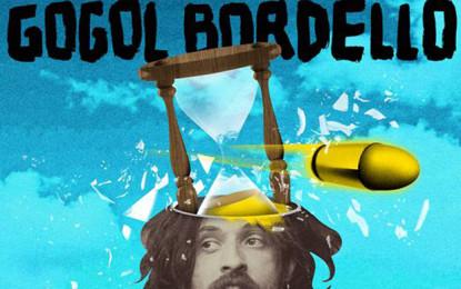 I Gogol Bordello in Italia per promuovere il nuovo disco