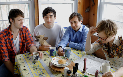 Ascolta: Grizzly Bear, Listen and Wait