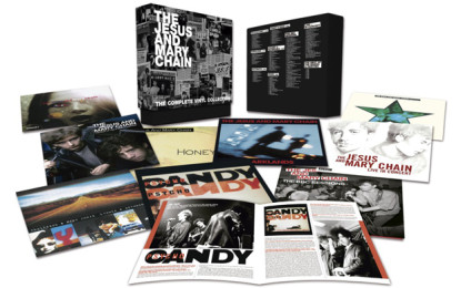 The Jesus And Mary Chain: un box da 11 vinili per il trentesimo anniversario