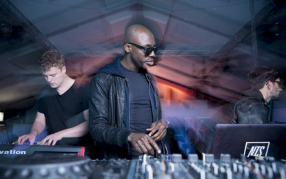 Il live di Koreless, Ghostpoet e Alex Turvey all'Oval Space di Londra