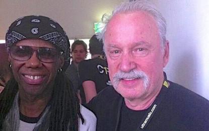 La futura collaborazione tra Giorgio Moroder e Nile Rodgers