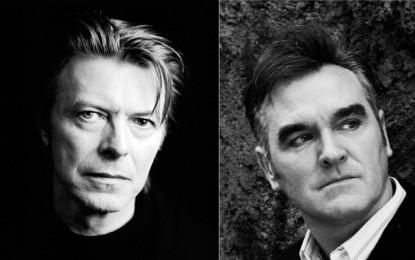 Morrissey e David Bowie sulla morte di Lou Reed