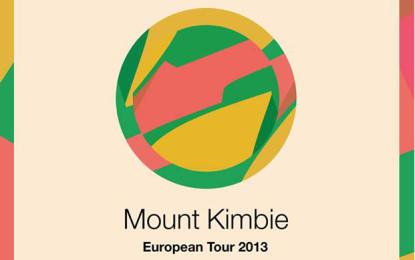 Tre date italiane a dicembre per i Mount Kimbie