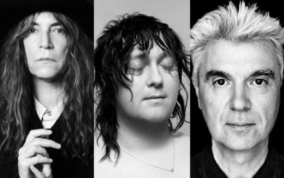 Anche Patti Smith, Antony e David Byrne sulla morte di Lou Reed
