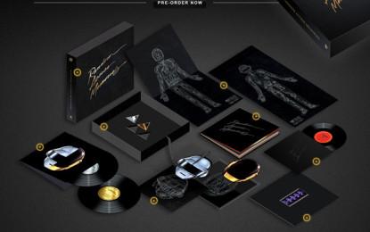 I dettagli dell'edizione deluxe di Random Access Memories dei Daft Punk