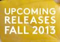 Pitchfork: la guida alle nuove uscite (autunno 2013)
