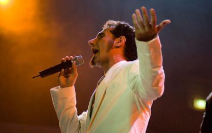 Live report: Serj Tankian + Filarmonica Italiana @ Teatro Comunale, Firenze, 3/10/13