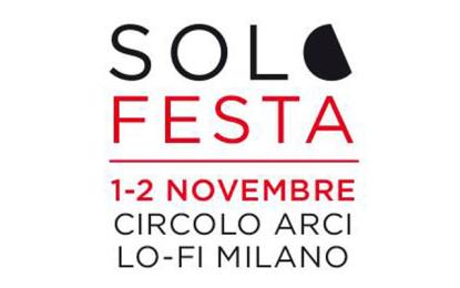 SOLO Festa al Lo-Fi di Milano, tutti i dettagli