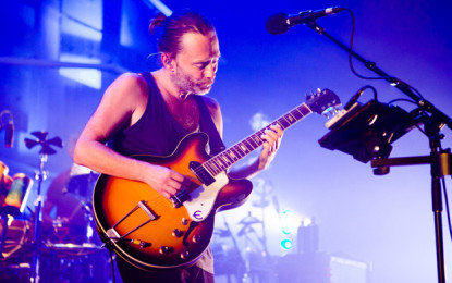Atoms For Peace live: la cover di Got To Give Up di Marvin Gaye