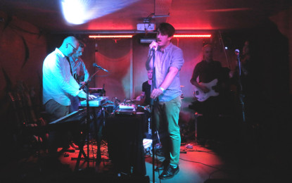 Live Report: The Appleseed Cast + June Miller + Among Brothers, @ Birthdays, Dalston, 28/10/2013
