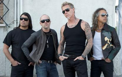 Saranno i fan a scegliere la setlist dei concerti in Europa dei Metallica
