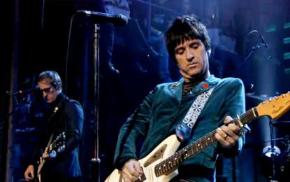 Guarda: Johnny Marr dal vivo da Jimmy Fallon (con un pezzo degli Smiths)