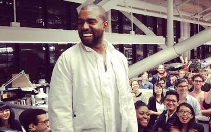 Kanye West ospite al podcast di Bret Easton Ellis parla di cinema e serie TV