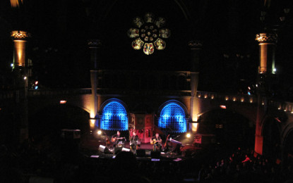 Live Report: Mark Lanegan @ Union Chapel, Londra, 08/11/2013