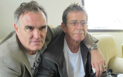 Il tributo di Morrissey a Lou Reed