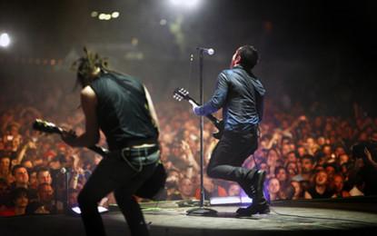 I Nine Inch Nails suonano All the Love in the World live per la prima volta