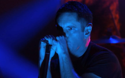 I Nine Inch Nails ospiti al Jimmy Kimmel Live!