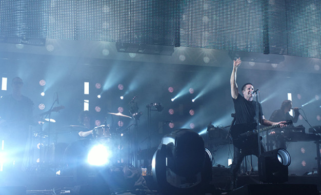 Il film da 80 minuti sul concerto dei Nine Inch Nails a Los Angeles