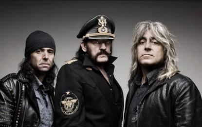 I Motörhead in Italia nel 2014