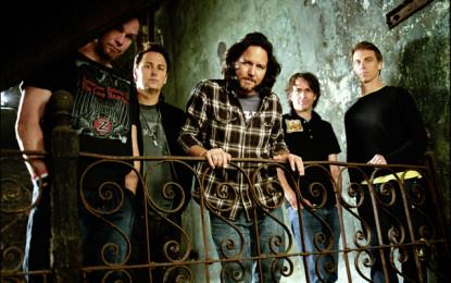 Pearl Jam in Italia nel 2014