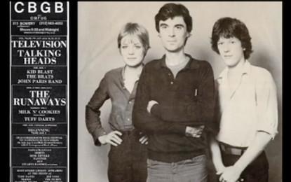 Ascolta un inedito dei Talking Heads risalente al 1976