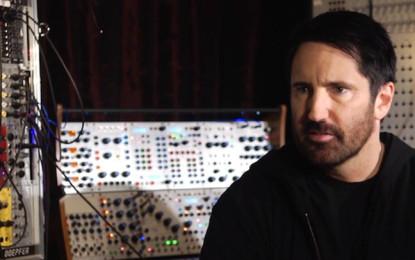 Trent Reznor dei Nine Inch Nails e Alessandro Cortini parlano di sintetizzatori modulari in un documentario