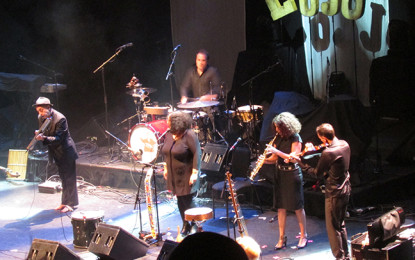 Live report: Songlines Music Awards 2013 @ Barbican Hall, Londra, 13/12/2013