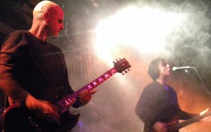 Live report: The Chameleons @ Exenzia, Prato, 14/12/2013