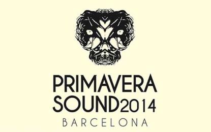 La lineup completa del Primavera Sound 2014