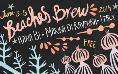 Esclusiva Rumore: la line up del festival Beaches Brew 2014