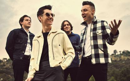 Arctic Monkeys in Italia a luglio