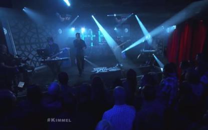I Crosses (†††) live allo show di Jimmy Kimmel