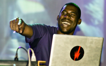 Flying Lotus live in Italia a maggio