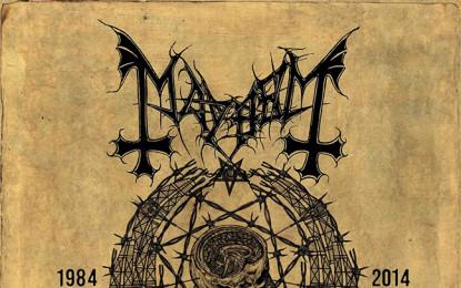 I dettagli e il primo singolo dal nuovo album dei Mayhem
