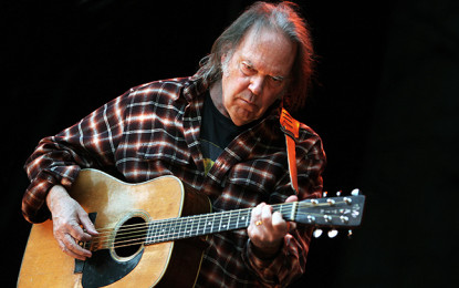 Neil Young ha annunciato un nuovo album, Peace Trail