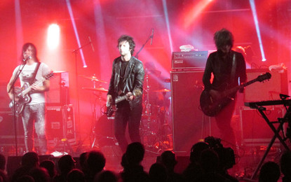 Live Report: La Route du Rock, La Nouvelle Vague @ Saint-Malo, 21/02/2014