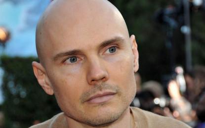 """Billy Corgan pubblica AEGEA, un """"disco sperimentale"""" con registrazioni dal 2007"""