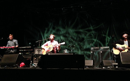Live Report: Midlake opening for Neil Finn @ Lincoln Theater, Washington DC, 12/04/2014
