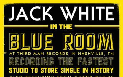 Jack White incide e mette in vendita un disco in giornata per il Record Store Day